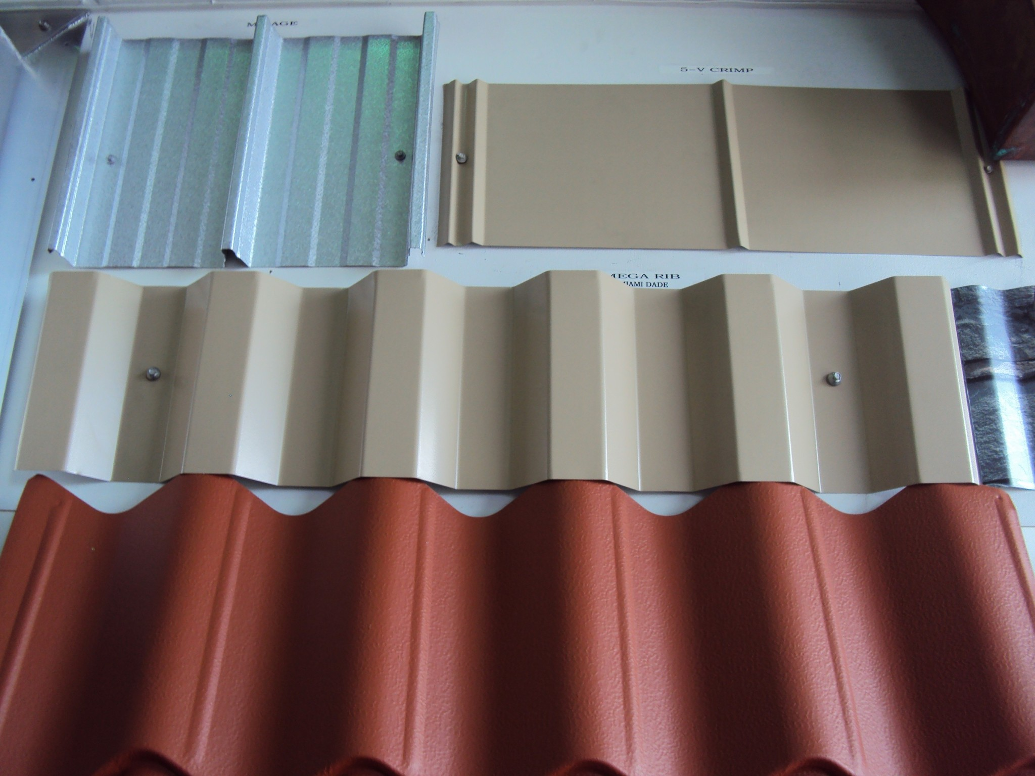 Superior Metal Roofing Panels