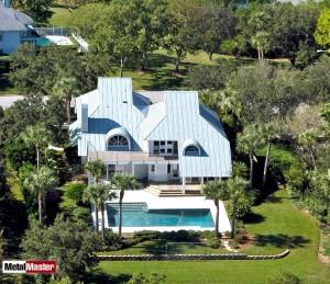 Miami Metal Roof Home