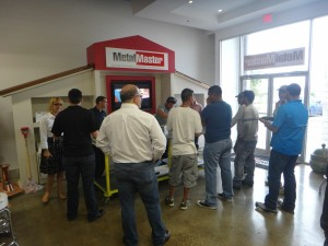 Metal Roofing Tools Seminar