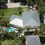 metal roofing miami dark silver