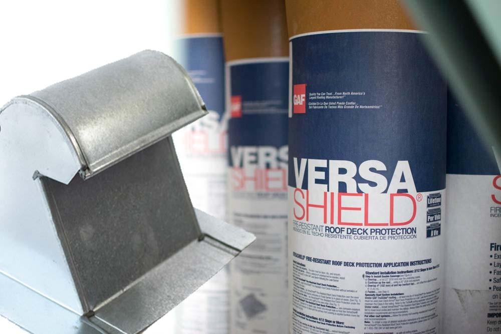 Metal master shop versa shield